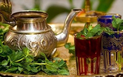 Cuisine marocaine, atelier sam. 22 février