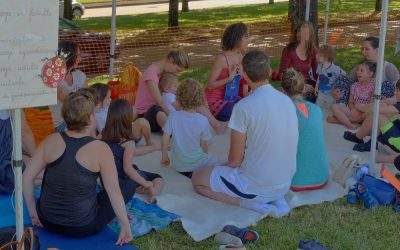 Yoga famille et adulte, Foire Bio, dim. 14 juin 2020
