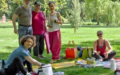 Yoga et Bien-être en Plein Air, reprise en juin 2021